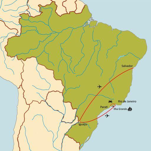 Trésors du Brésil