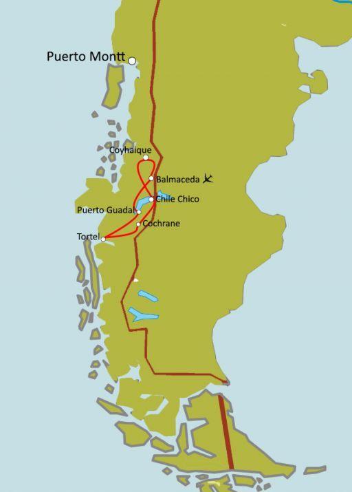 La Route Australe (Carretera Austral)