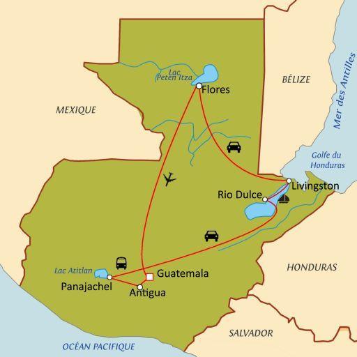 Trésors du Guatemala