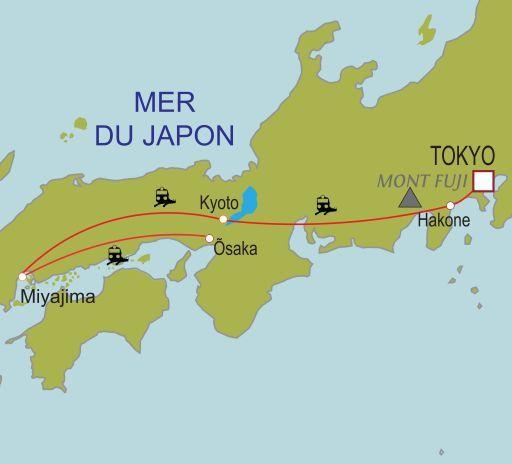 Japon, l'île sacrée