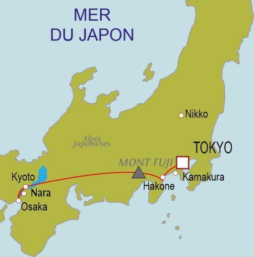 Trésors du Japon