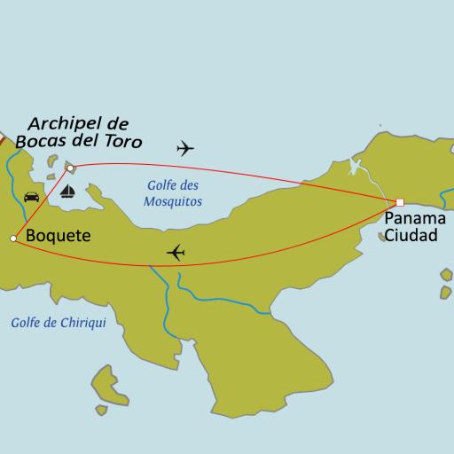 Trésors du Panama